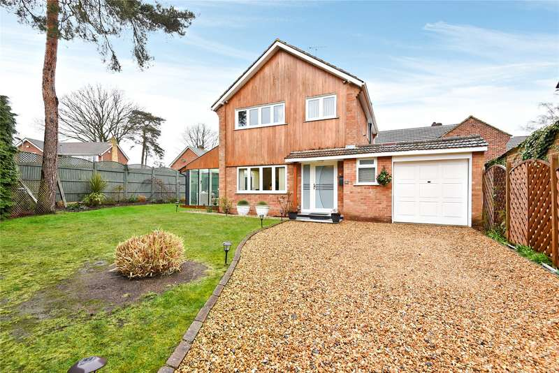 3 Bedrooms Detached House for sale in Ranelagh Crescent, Ascot, Berkshire, SL5