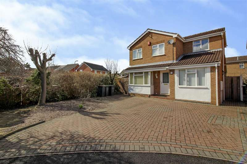 3 Bedrooms Detached House for sale in Orpean Way, Toton