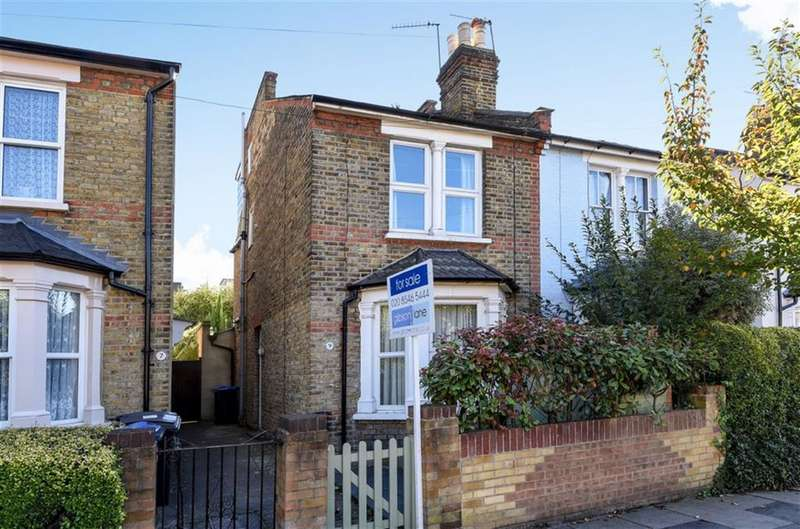 4 Bedrooms Semi Detached House for sale in Dagmar Road, Kingston Upon Thames