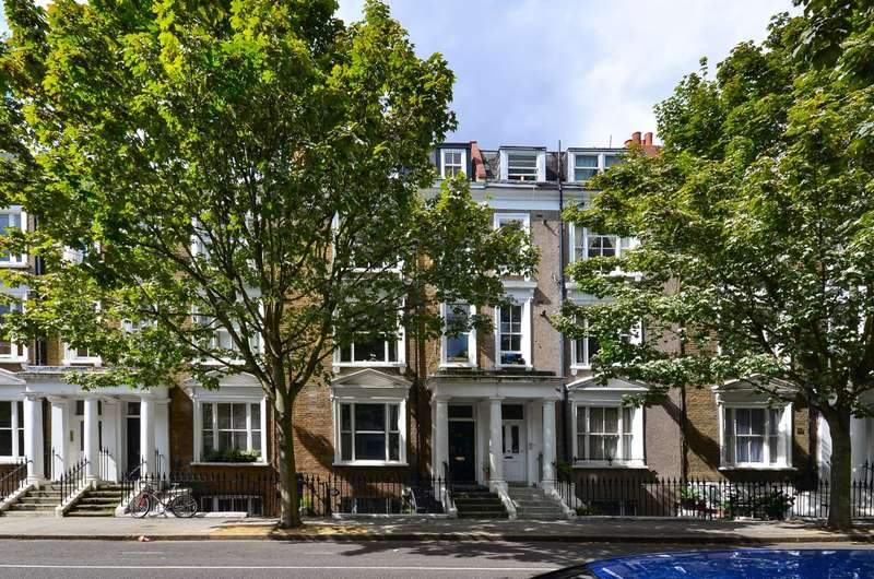 2 Bedrooms Flat for sale in Kempsford Gardens, Earls Court, SW5
