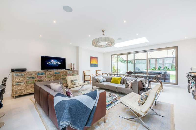5 Bedrooms House for sale in Cloncurry Street, Bishop's Park, SW6