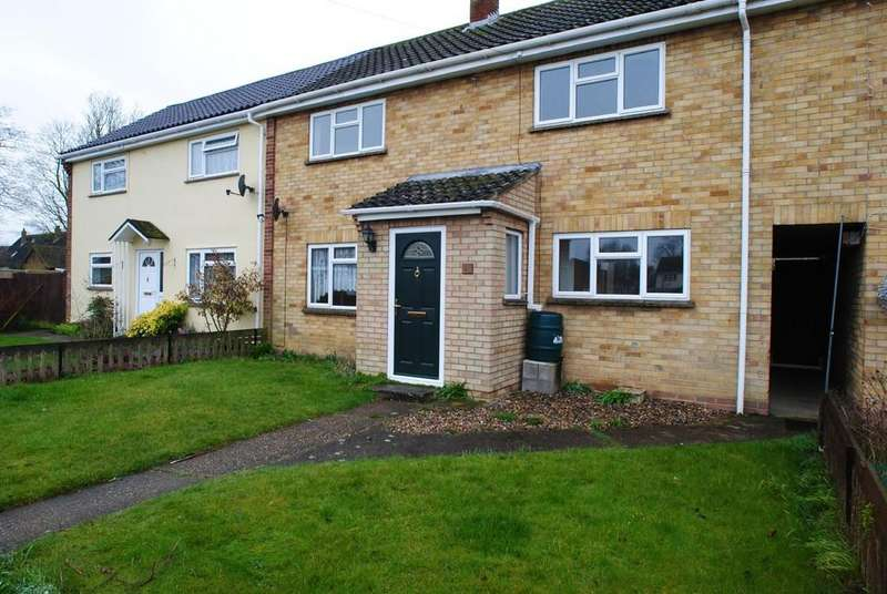 3 Bedrooms Terraced House for rent in Manor Road, Long Stratton