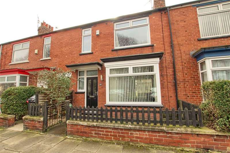 3 Bedrooms Terraced House for sale in Chipchase Road, Linthorpe Village