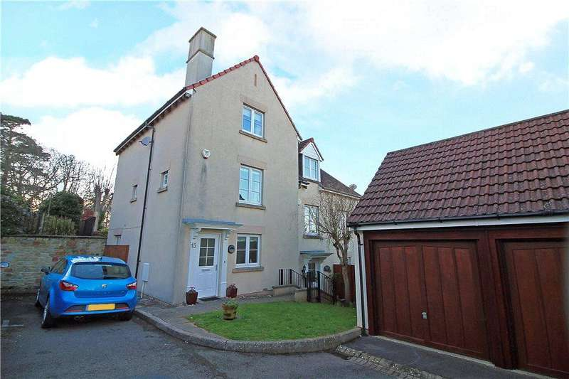 4 Bedrooms Semi Detached House for sale in Portishead, North Somerset, BS20