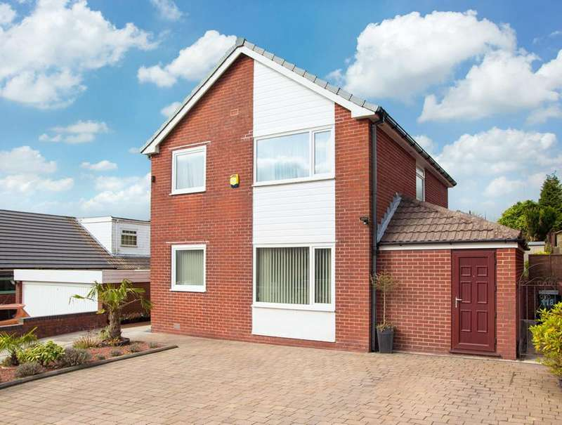 4 Bedrooms Detached House for sale in Micklehurst Rd, Mossley OL5
