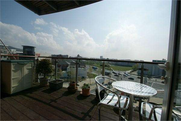 2 Bedrooms Apartment Flat for sale in Excelsior, Princess Way, SA1