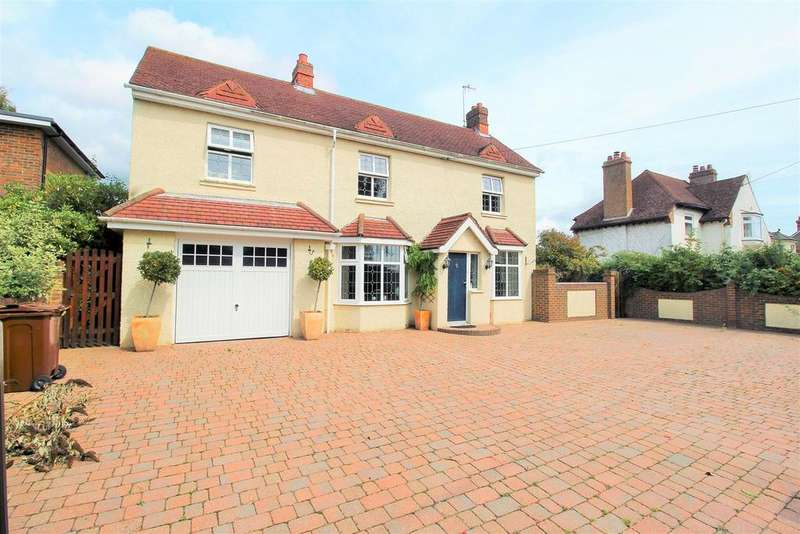 5 Bedrooms Detached House for sale in High Street, Ninfield