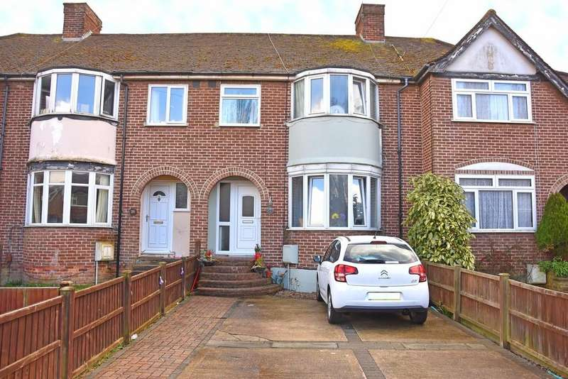 3 Bedrooms Terraced House for sale in Mansfield Road, Worthing
