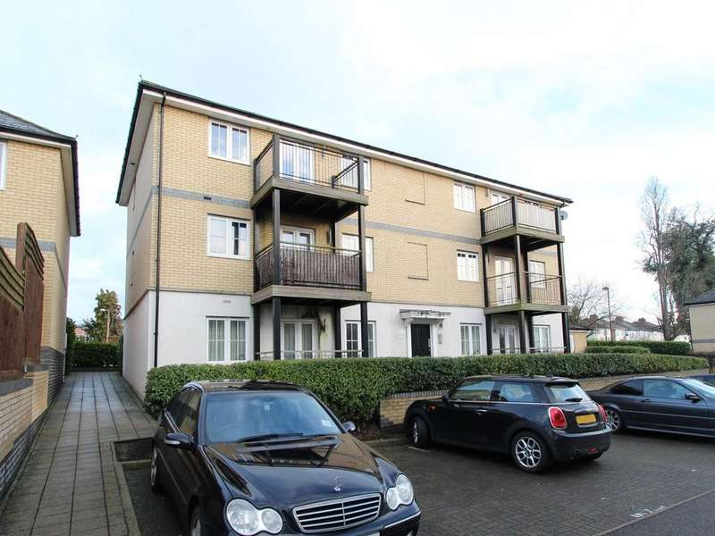 2 Bedrooms Flat for sale in Ipswich Road, Colchester, CO4
