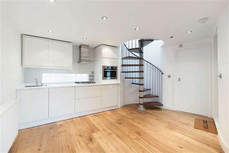 1 Bedroom Town House for sale in Burlington Mews, London