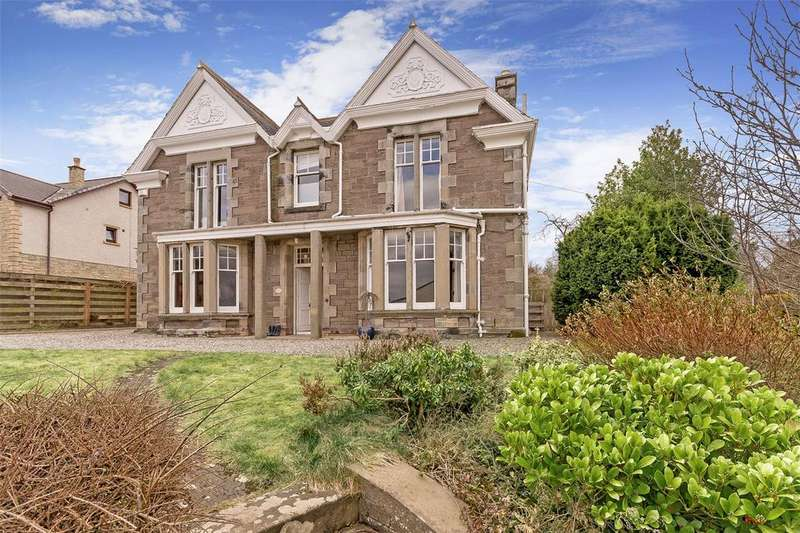 5 Bedrooms Detached House for sale in Sunnybank, 9 Verena Terrace, Perth, PH2