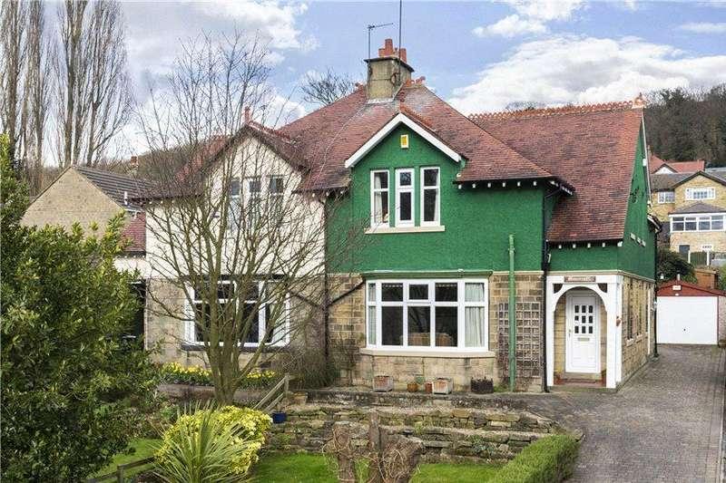 4 Bedrooms Unique Property for sale in Moorcroft, Bramham Road, Bingley, West Yorkshire