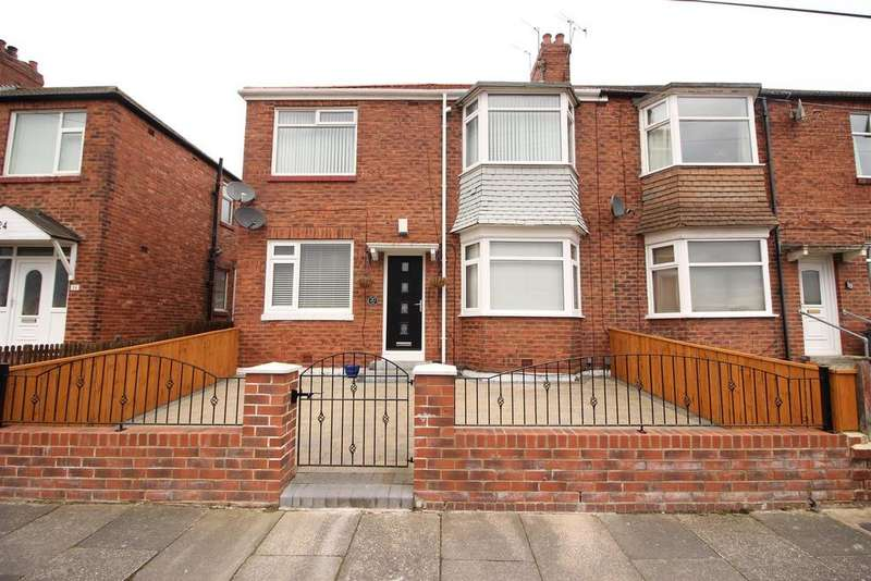 2 Bedrooms Flat for sale in Valley Gardens, Wallsend