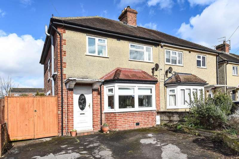 3 Bedrooms House for sale in Cranmer Road, Oxford, OX4