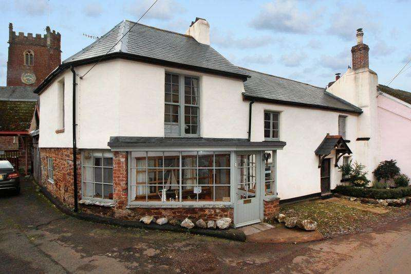 4 Bedrooms End Of Terrace House for sale in Combeinteignhead, Newton Abbot