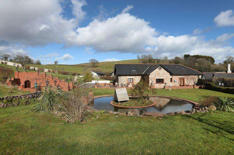 4 Bedrooms Detached House for sale in Aish, Totnes