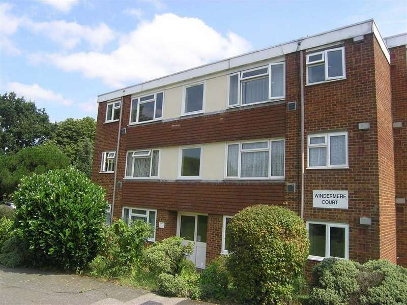 1 Bedroom Flat for sale in Windermere Court, Ashford, Kent