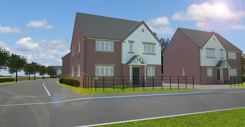 4 Bedrooms Detached House for sale in Locko Road, Lower Pilsley, Chesterfield