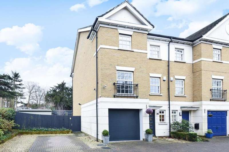 4 Bedrooms Town House for sale in Albemarle Road, Beckenham