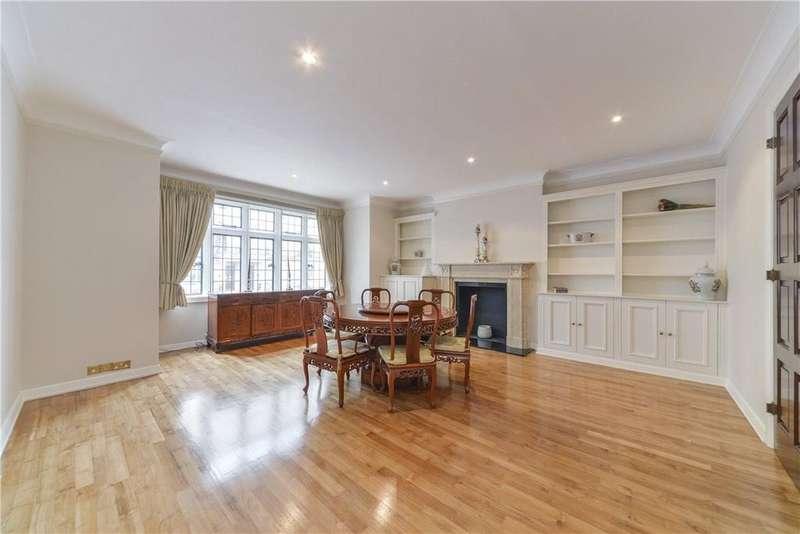 4 Bedrooms Semi Detached House for sale in Queen's Gate Terrace, South Kensington, London, SW7