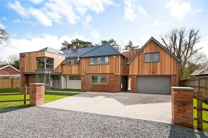 6 Bedrooms Detached House for sale in Shepherds Lane, Compton, Winchester, Hampshire, SO21