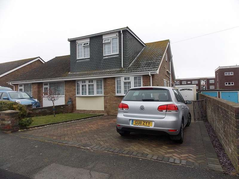 4 Bedrooms Semi Detached House for sale in Hoddern Avenue, Peacehaven, East Sussex
