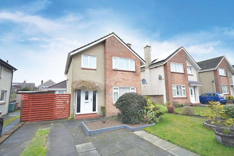 3 Bedrooms Detached Villa House for sale in 39 North Drive, Troon, KA10 7DL