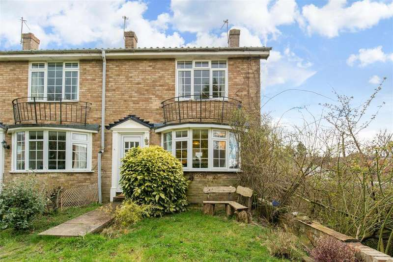 2 Bedrooms Terraced House for sale in Queens Approach, Uckfield