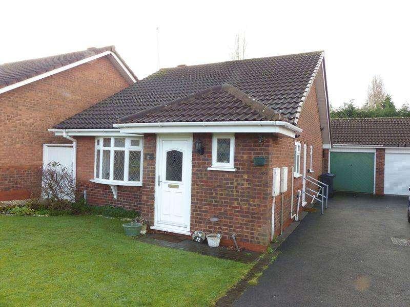 2 Bedrooms Detached Bungalow for sale in Bagshawe Croft, Birmingham