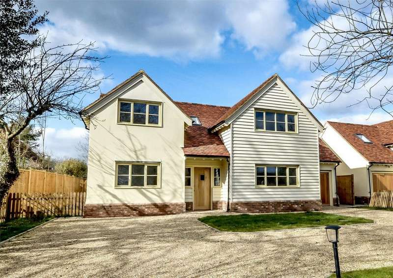 4 Bedrooms Detached House for sale in Lower Green, Wimbish, Nr Saffron Walden