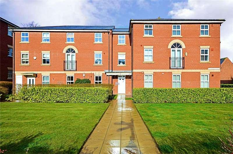 1 Bedroom Flat for sale in Osprey Court, Selwyn Road, BURNTWOOD, Staffordshire