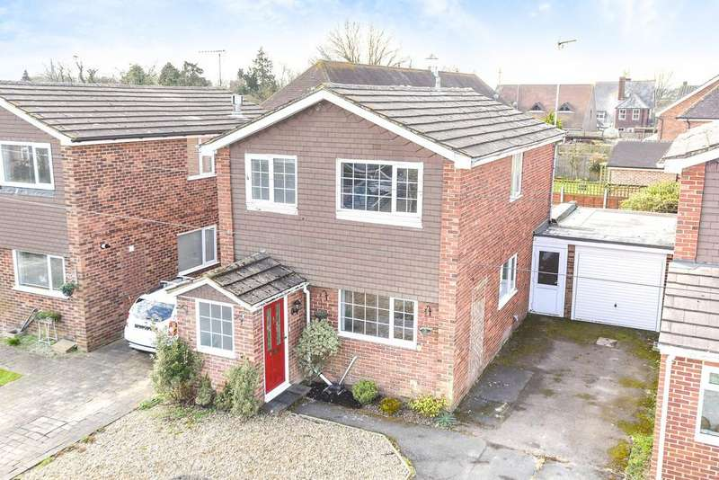 3 Bedrooms Detached House for sale in Chaplin Drive, Headcorn