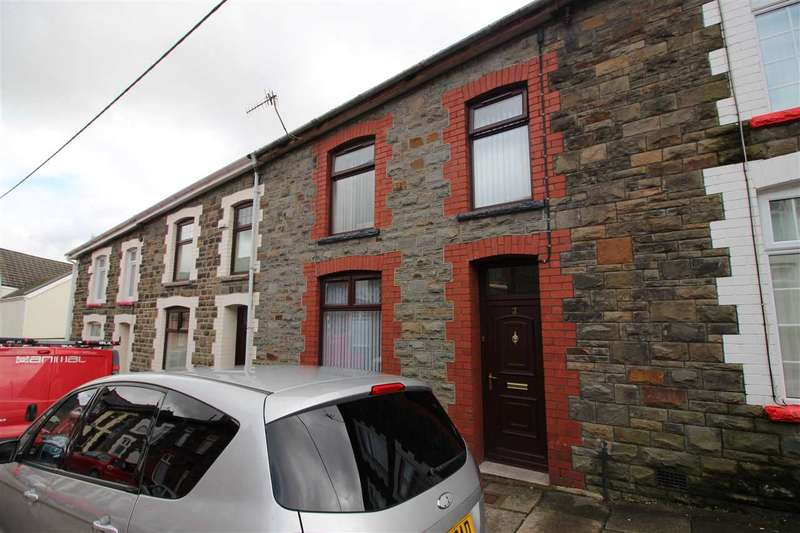 3 Bedrooms Terraced House for sale in Graigwen Rd, Porth, Porth