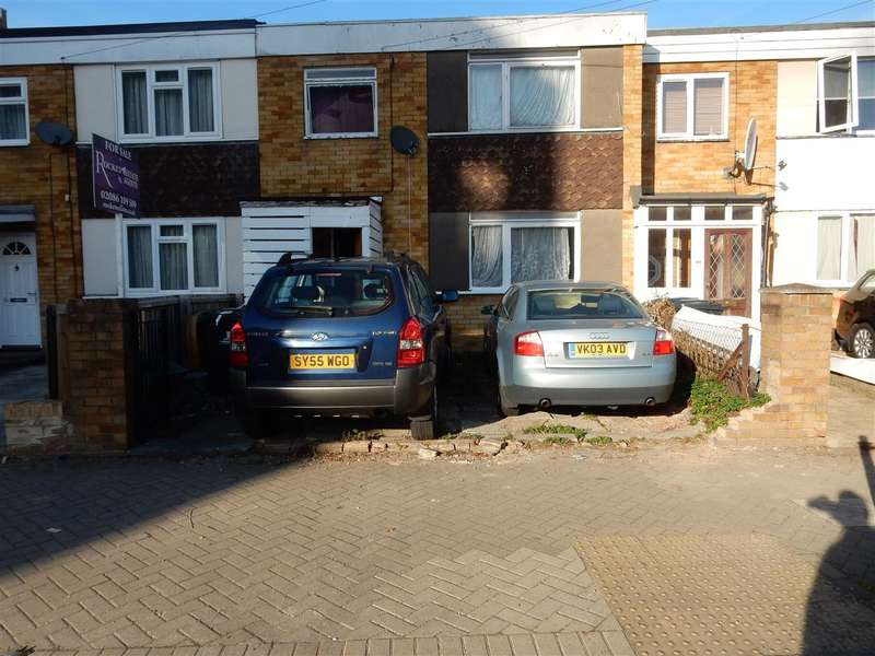 3 Bedrooms Terraced House for sale in Greenhill Gardens, Northolt,
