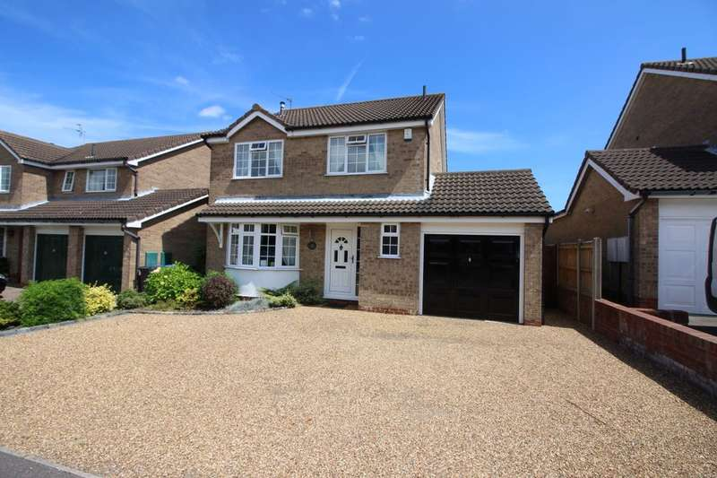 4 Bedrooms Detached House for sale in Airedale, Carlton Colville, Lowestoft, NR33