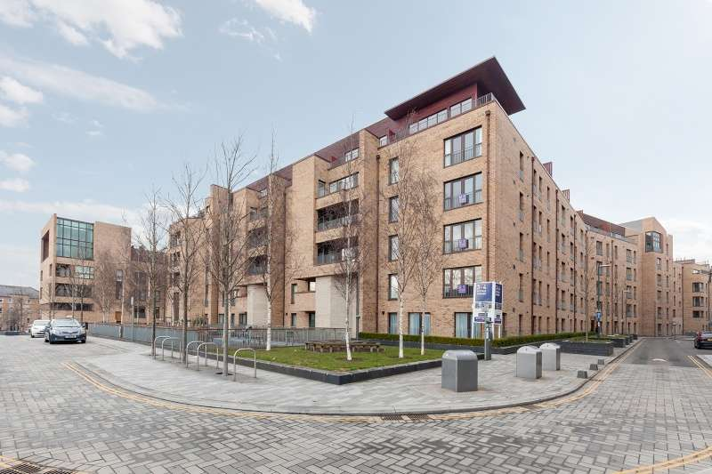 3 Bedrooms Flat for sale in McEwan Square, Fountainbridge, Edinburgh, EH3 8EL