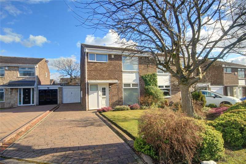 3 Bedrooms Semi Detached House for sale in Errington Drive, Tanfield Lea, Stanley, DH9