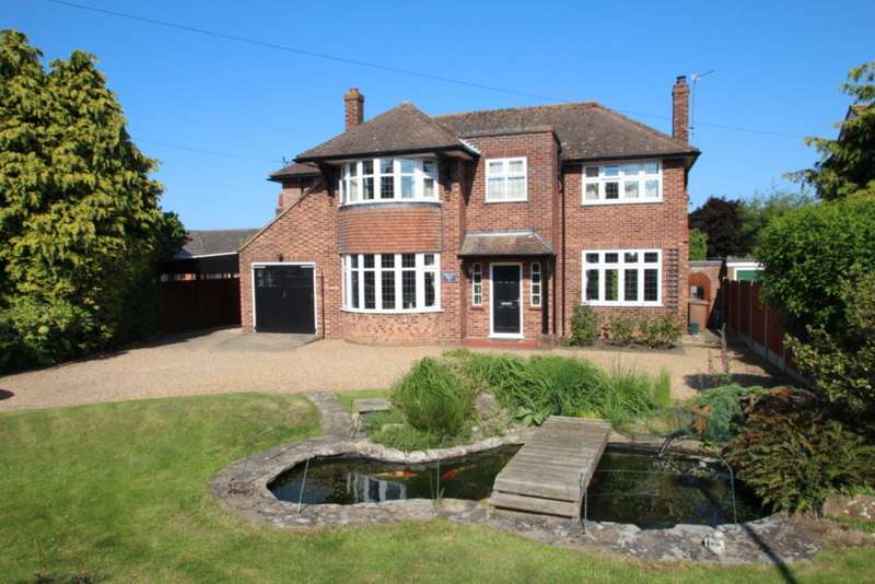 5 Bedrooms Detached House for sale in Cucumber Lane, Brundall