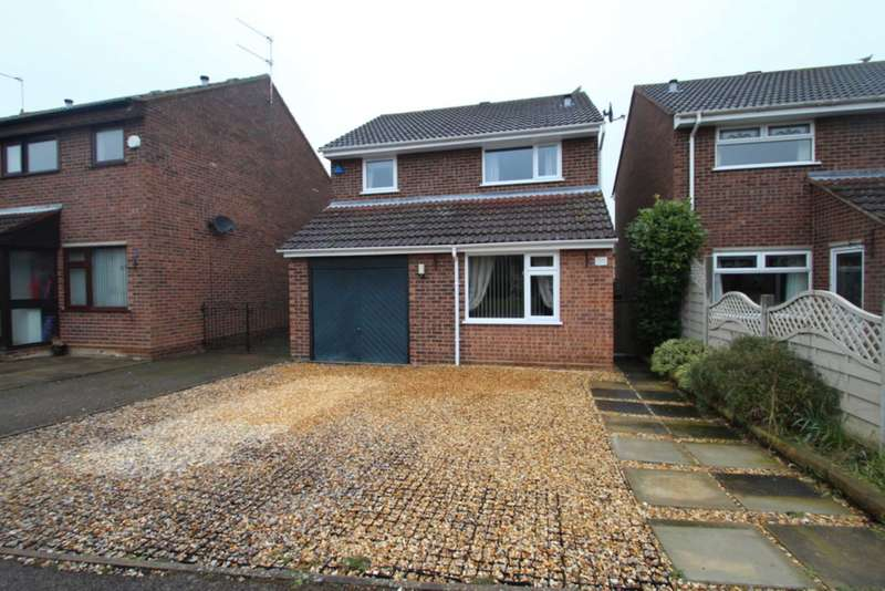 3 Bedrooms House for sale in Medeswell Close, Norwich