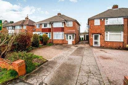 3 Bedrooms Semi Detached House for sale in Cooks Lane, Kingshurst, Birmingham, West Midlands