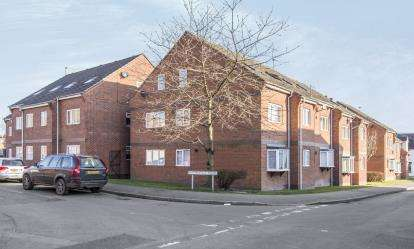 1 Bedroom Flat for sale in Highfield Court, Rossendale Road, Earl Shilton, Leicester