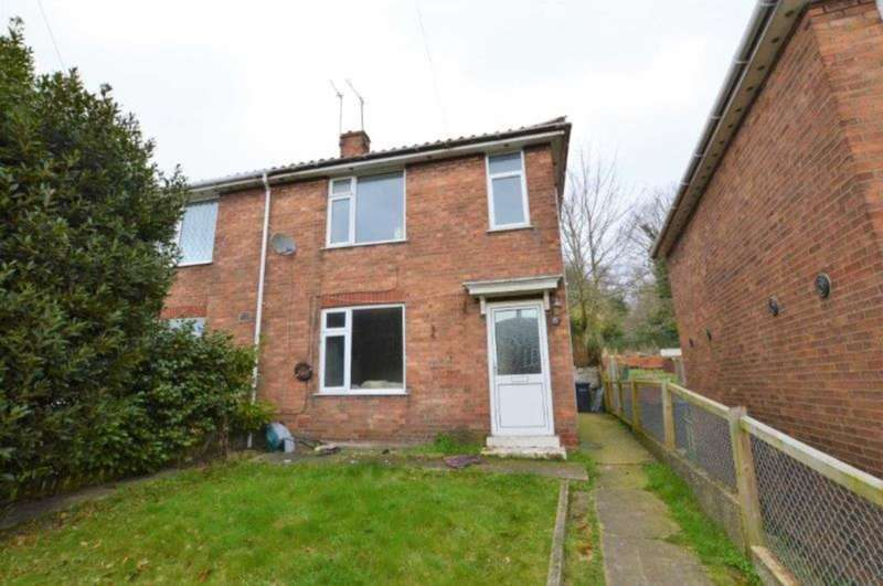 3 Bedrooms Semi Detached House for sale in Gertrude Road, Norwich