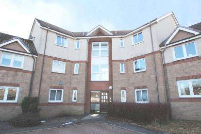 2 Bedrooms Flat for sale in Goldpark Place, Livingston
