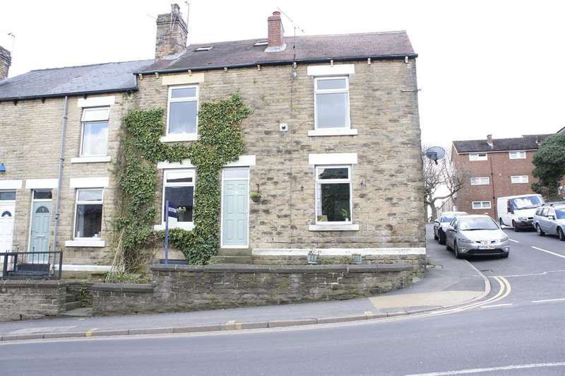 3 Bedrooms Terraced House for sale in Walkley Road, Walkley, Sheffield, S6 2XR