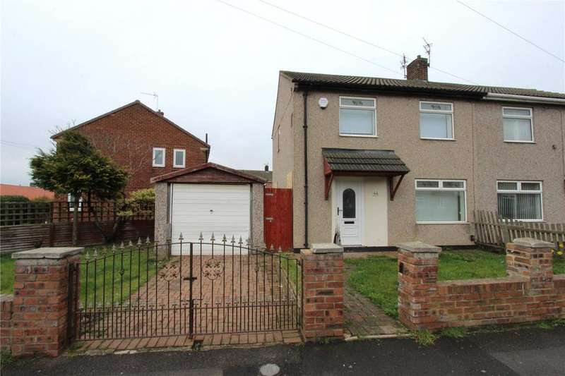 2 Bedrooms Semi Detached House for sale in Clynes Road, Grangetown