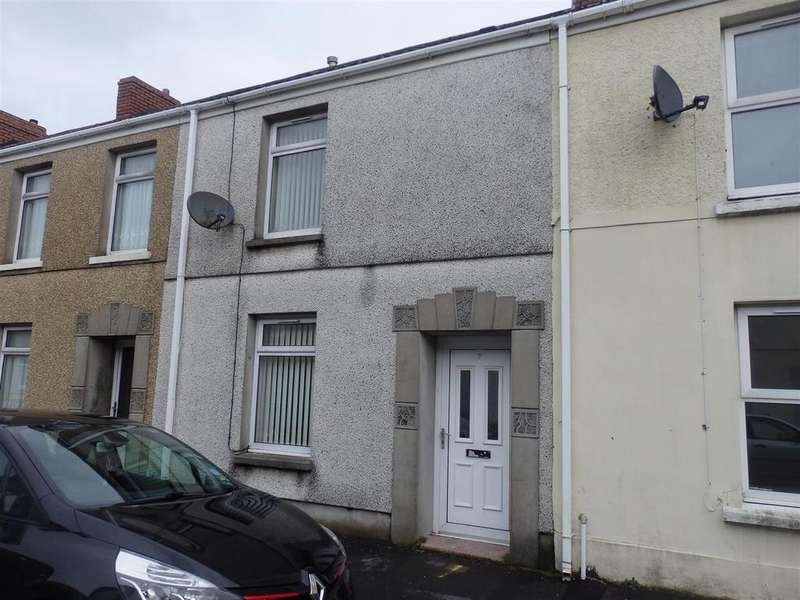 2 Bedrooms Terraced House for sale in Burry Street, Llanelli