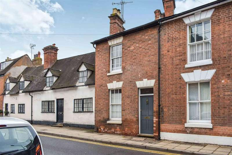 2 Bedrooms Terraced House for rent in St. Nicholas Church Street, Warwick