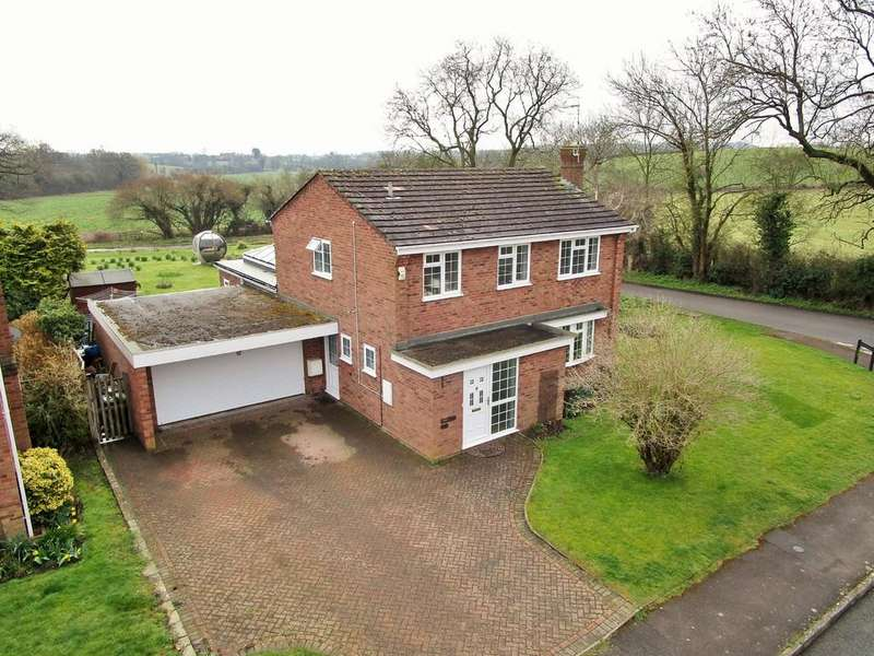 3 Bedrooms Detached House for sale in Pepper Street, Inkberrow, Worcestershire