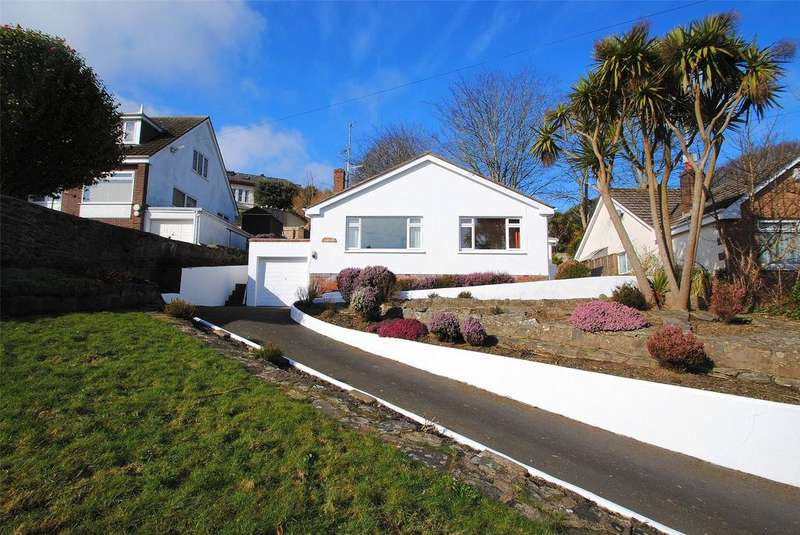 3 Bedrooms Detached Bungalow for sale in Station Road, Ilfracombe