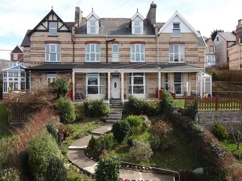 8 Bedrooms Terraced House for sale in Furse Hill Road, Ilfracombe